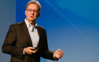Image: Greg Bentley, CEO, Bentley Systems, announces the acquisition of ACE enterprise Slovakia