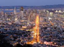 San Francisco (King of Hearts/CC BY-SA 3.0)