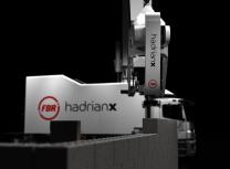 Images of Hadrian X courtesy of Fastbrick Robotics