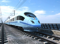 Visualisation of HS2 by Arup, which conducted route engineering design and assessment (Arup)