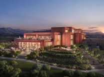 SSH's visualisation of the scheme at Marrakech