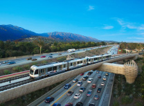 The Southern Californian Gold Line (The Foothill Gold Line Construction Authority)