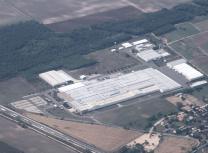 Samsung's Göd plant north of Budapest (Bjoertvedt/CC BY-SA 3.0)