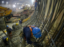Work under way on an extension of the H Line (Government of Buenos Aires)