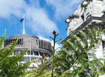 New Zealand government buildings (Brian Scantlebury/Dreamstime)