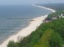 A beach in Pomerania (Pkuczynski/CC BY-SA 3.0) [https://creativecommons.org/licenses/by-sa/3.0/]