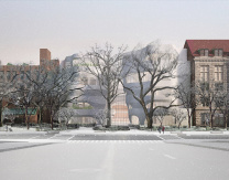 Work begins on $383m extension to American Museum of Natural History