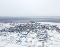 Novatek announces plans to build third massive LNG plant in northern Siberia