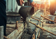 Investors call on cement firms to address carbon emissions