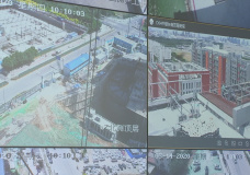 Beijing launches first 5G construction site with smart glasses and heart monitors