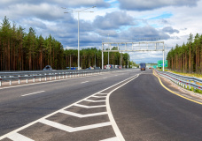 Russia approves $9.3bn motorway for China–Europe transport corridor
