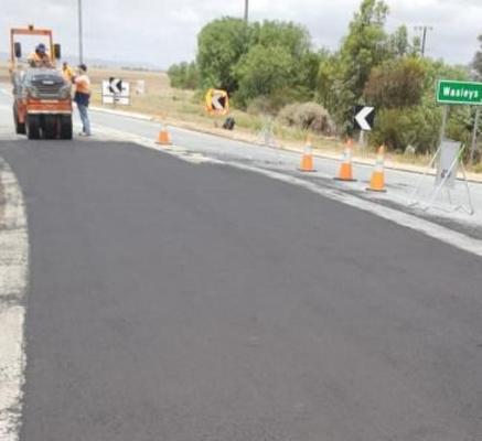 South Australia approves cold asphalt mix for state roads