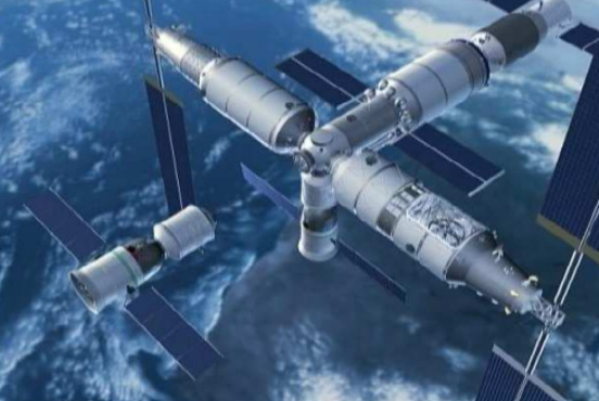 China Manned Space Engineering's image of Tianhe