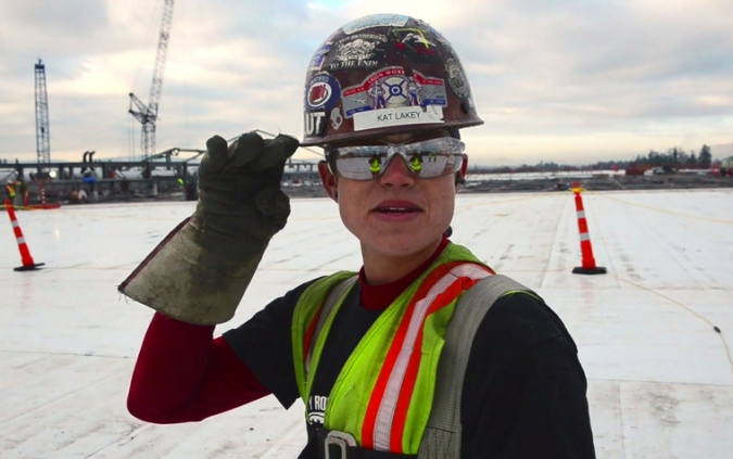 Looking for a hard-hatted woman: New film explores America's intrepid tradeswomen