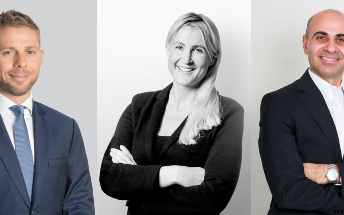 Atkins drives Middle East, Africa expansion with three senior appointments