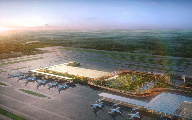 7,000 trees to be moved to make Bengalaru's new airport terminal green