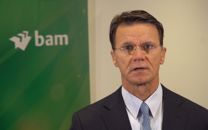 """""""Logical moment to change"""": BAM chief executive Rob van Wingerden to step down in April"""