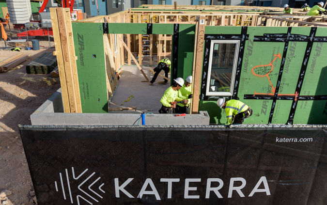Prefab specialist Katerra buys two American contractors