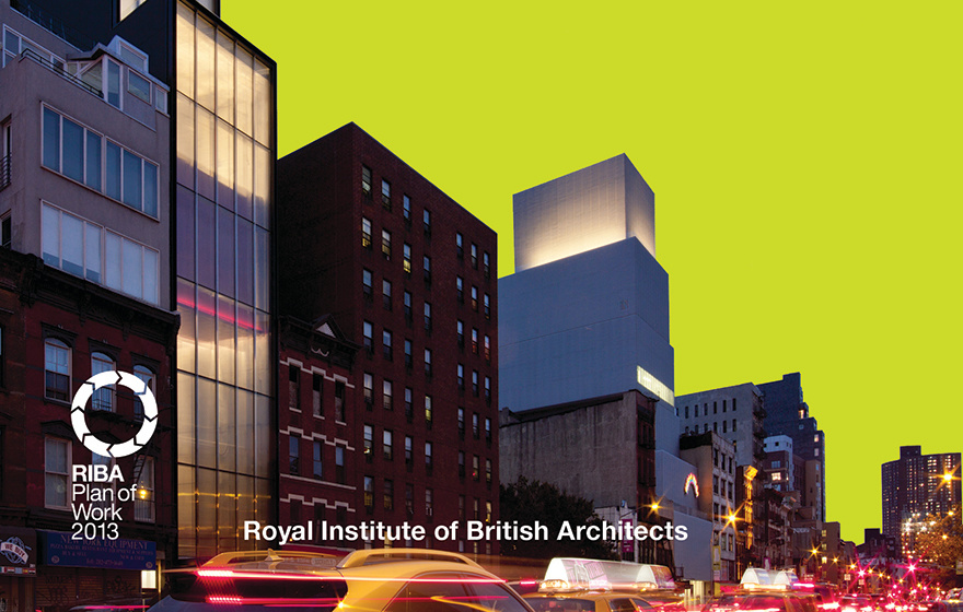 royal institute of british architects plan of work