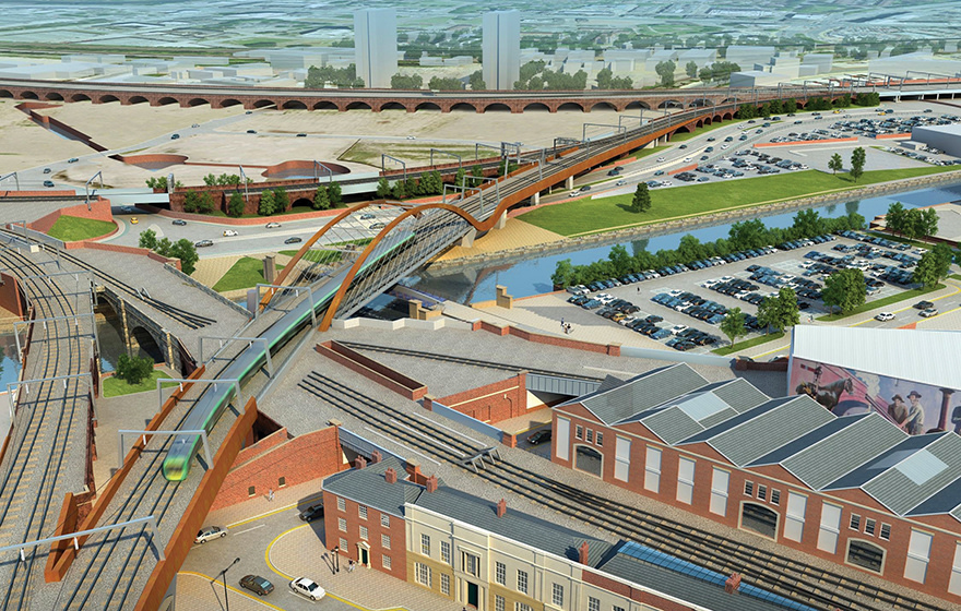 The Ordsall Chord