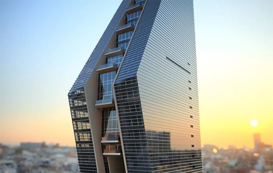 Image: KPF used Nvidia Holodeck for the Rosewood Bangkok hotel project in Thailand. The practice is now using the software to develop apartments