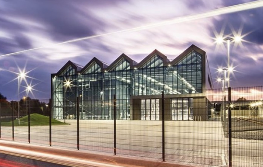 Willmott Dixon used Viewpoint on its National College for High Speed Rail in Doncaster