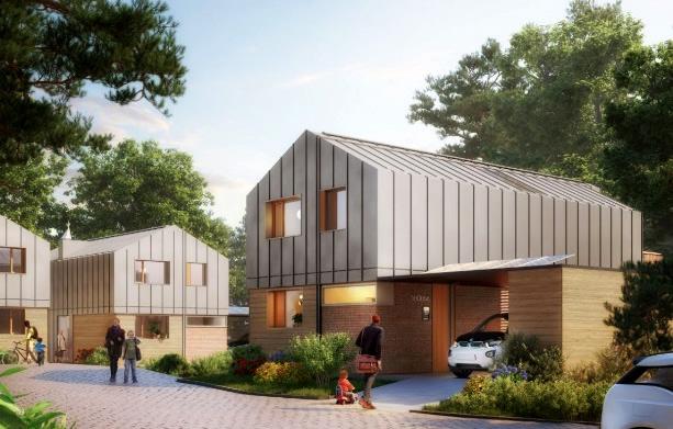 Grand designs prefab house launched bim - German prefab homes grand designs ...