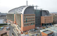 Laing O'Rourke utilised DfMA at the Francis Crick Institute