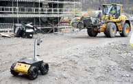 Scaled Robotics' robot is being trialed on Kier sites