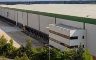 L&G Modular Homes' factory in Sherburn-in-Elmet