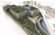 Midland Metropolitan Hospital in Smethwick