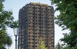 Image: Grenfell Tower/AmandaLewis/Wikimediacommons