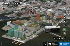 A digital twin of Helsinki