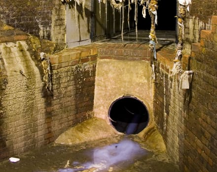 Image: Amey hopes its new app will help prevent sewer blockages (Dominic Alves/Flickr)