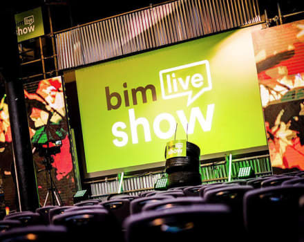 John Ford is looking forward to BIM Show Live this year