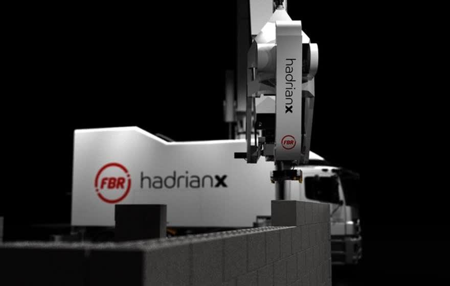 Hadrian X (FBR)