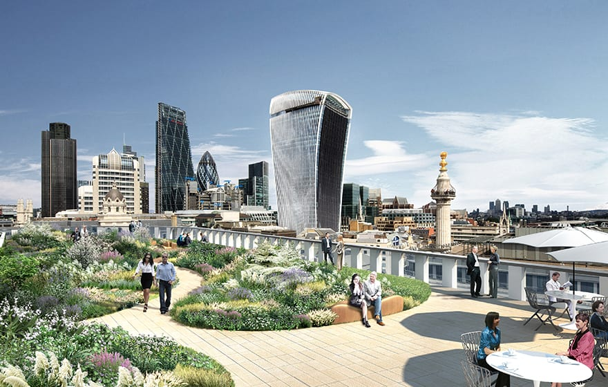 Case study: 33 Central, City of London - JRA's sustainable