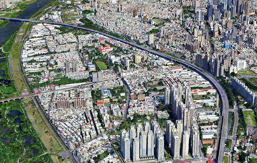 Case study: New Taipei City – Bentley software saves 80% of