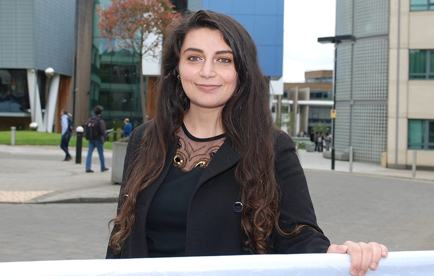 Researcher Rima Alaaeddine