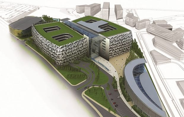 Midlands Metropolitan Hospital