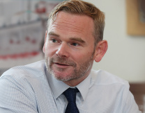 John Hunt, Enterprise Ireland