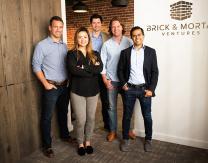 Image: Brick & Mortar's team, Darren Bechtel second from right (Brick & Mortar)