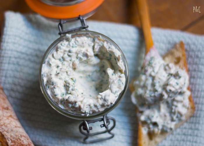 Cervelle de canut vegan (fromage à tartiner)
