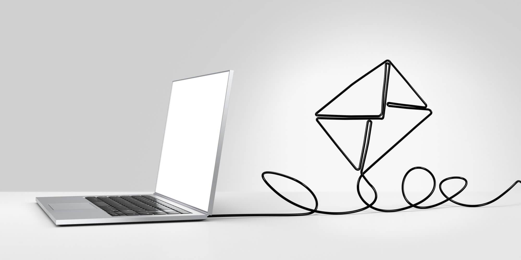 Envio de email ecommerce
