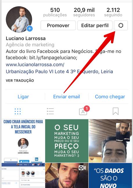 Icone Instagram