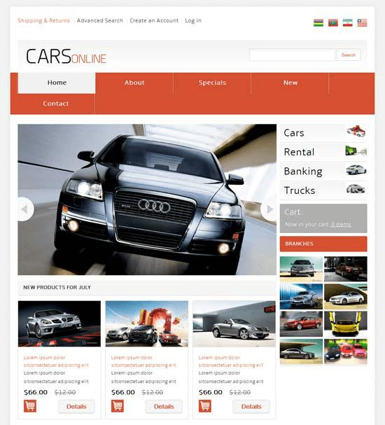 Cars Online