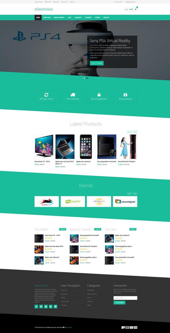 E-Electronics