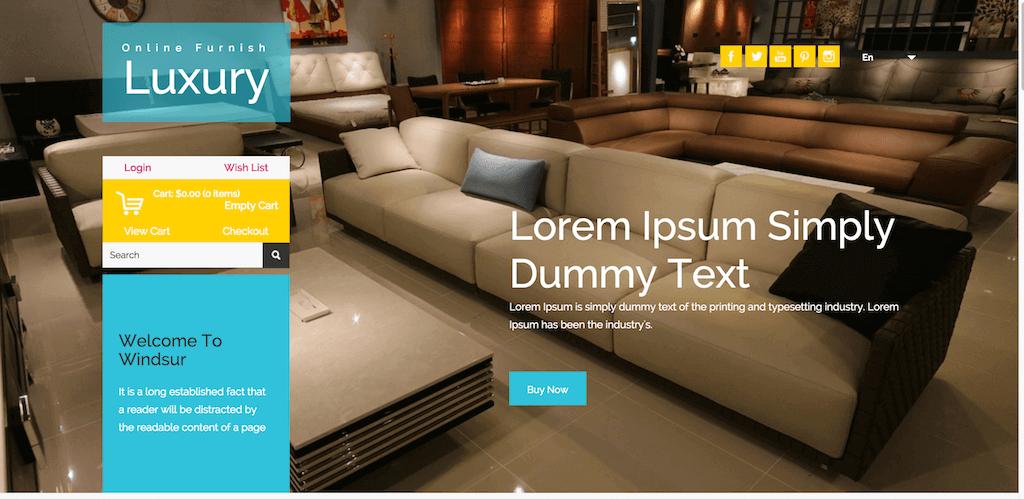 Luxury & Furnish