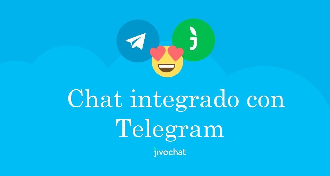Integracion de Jivo con Telegram