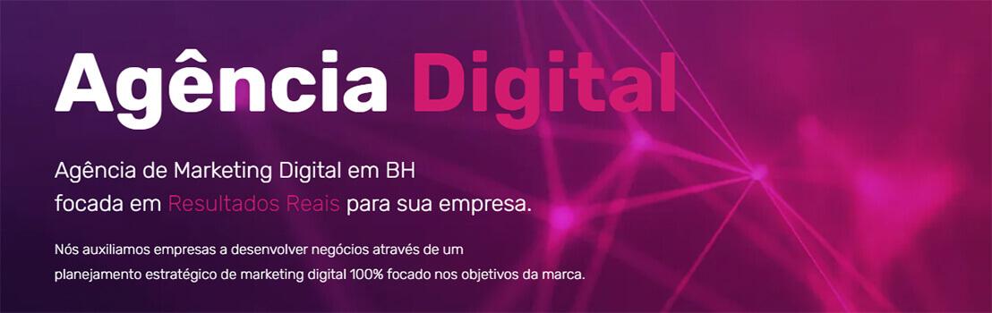 Banner da AB Agência Digital